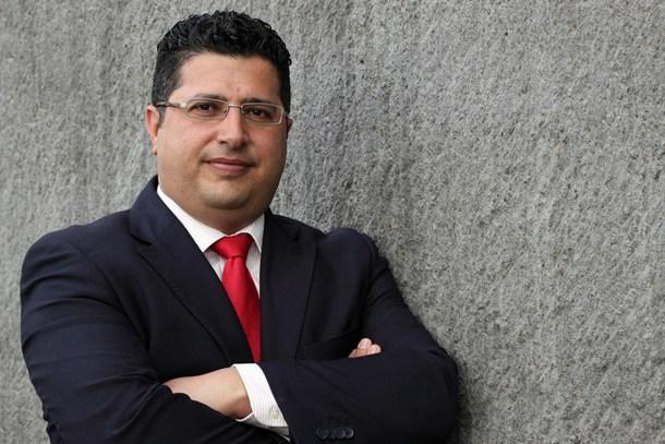 Esteban González (PP), concejal de Hacienda de Granadilla.   DA