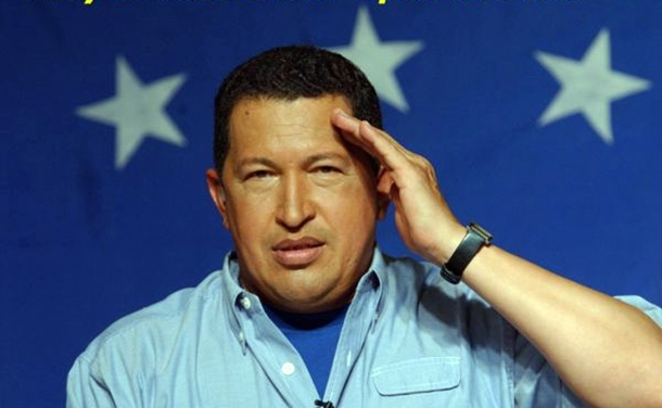 Hugo Rafael Chávez Frías.   DA