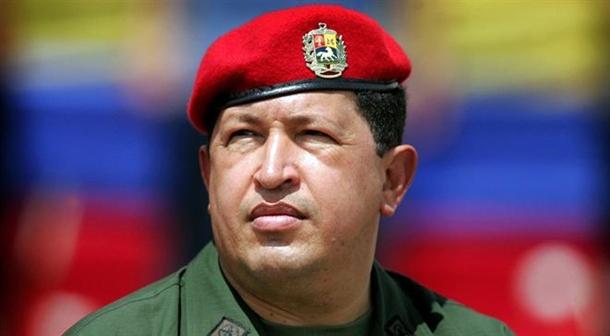 Hugo Chávez, ex presidente de Venezuela.   E.P.