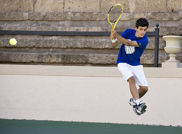 Jose Antonio Salazar tenis