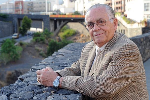 Leonardo Ruiz del Castillo, director de Cáritas en Tenerife. | S.M..