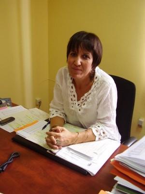 La concejala de Hacienda, María Candelaria Padrón. | DA