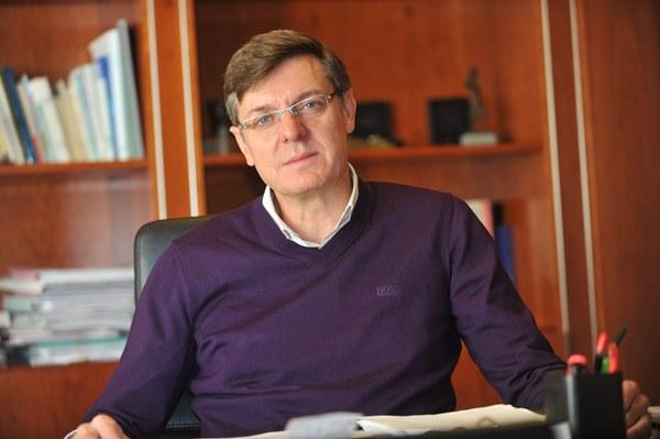 Miguel Becerra, presidente de Gascan. | F. P.