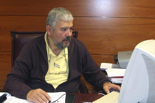 Pedro Medina, consejero y portavoz de CC-CCN en el Cabildo de La Gomera. | DA