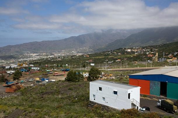 La intención del Cabildo es elegir un único suelo apto para las industrias pesadas en la Isla. | DA