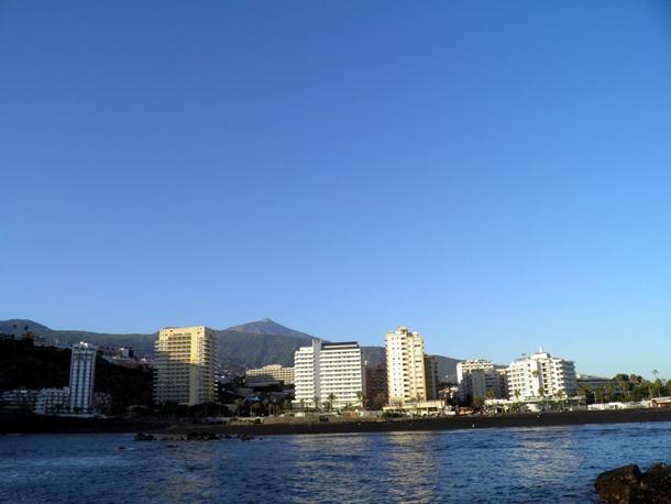 Varios hoteles del Puerto de la Cruz. | M.P.