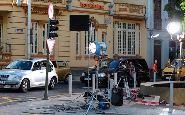 La Isla ha sido escenario de grandes producciones cinematográficas. / DA