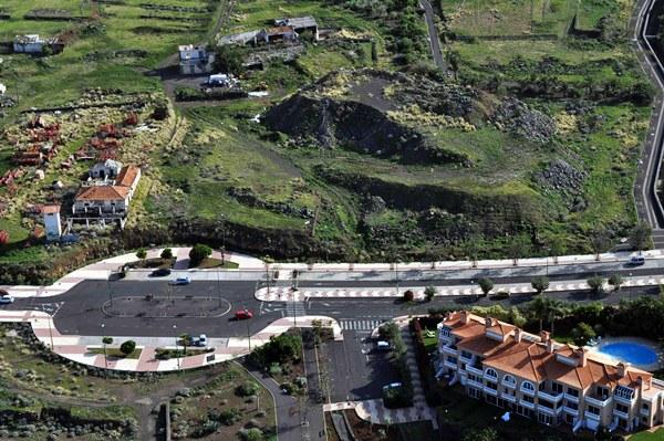 Imagen de una de las zonas donde se suele practicar cruising en el Puerto de la Cruz.   DA