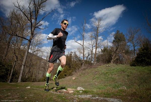 """""""En Canarias hay montañas muy altas y bonitas, y eso nos motiva a los corredores"""""""
