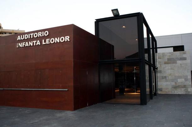 Auditorio Infanta Leonor. | DA