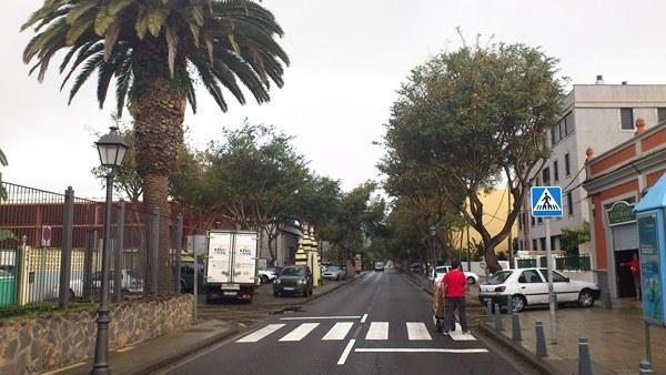 Estado actual de la avenida República Argentina, conexión entre el casco histórico y Las Canteras. | DA