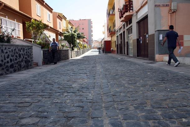 El barrio de San Telmo, una de las zonas perjudicadas por la nueva ordenación.   DA