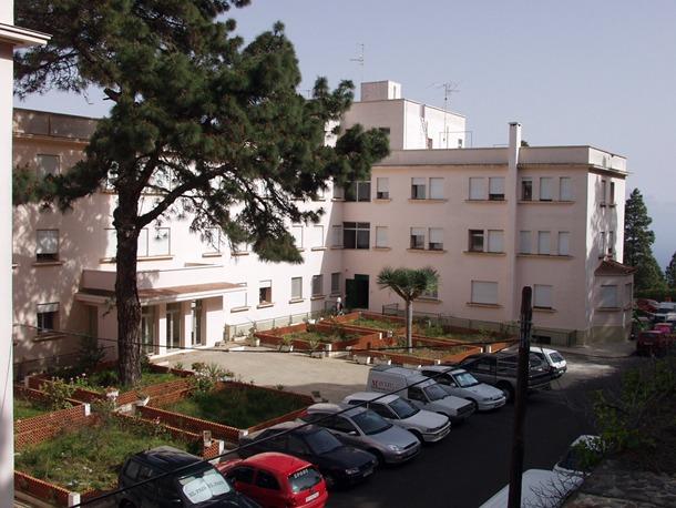 Imagen de archivo del centro de menores Nivaria (El Rosario). | DA
