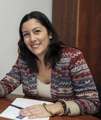 Alicia Álvarez. | DA
