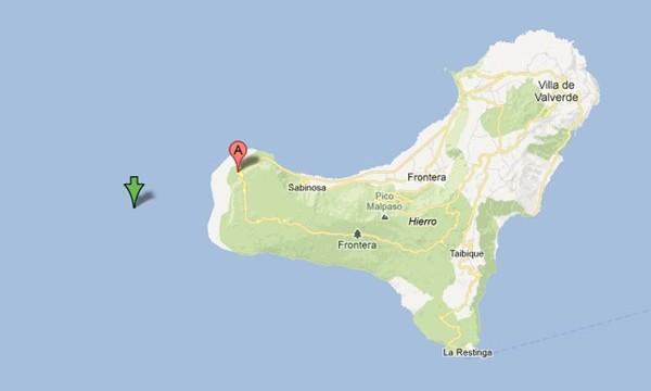 El Hierro vive la cadena de sismos de mayor magnitud desde 2011