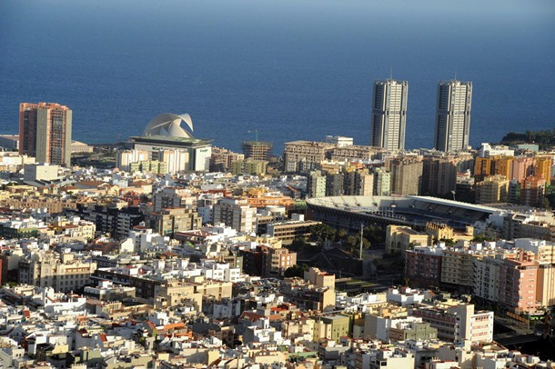 El total de viviendas detallado en la capital asciende a 98.111, repartidas entre 24.766 edificios. | J.G.