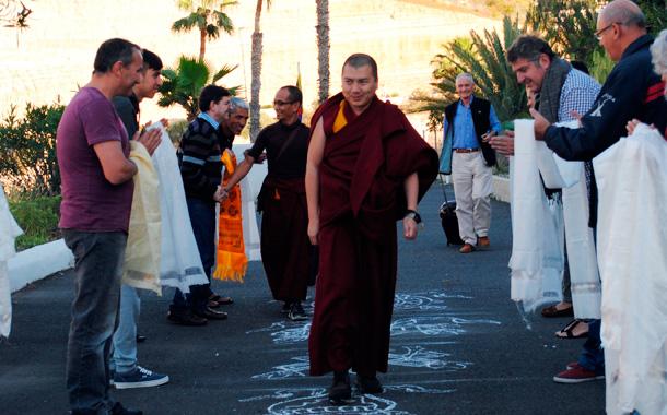 Budismo Adeje
