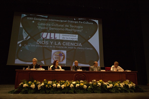 Imagen del Congreso Diálogo Fe-Cultura. | DA