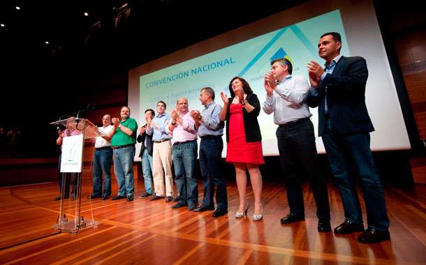 CONVENCION NACIONAL CC 2013