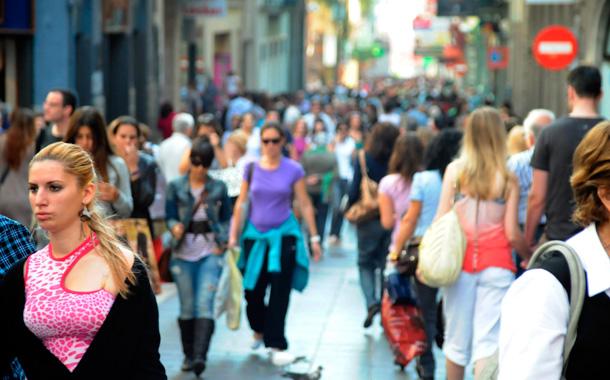 La campaña se intensificará en todas las zonas comerciales abiertas de Canarias, sobre todo en la Isla. / s.m.