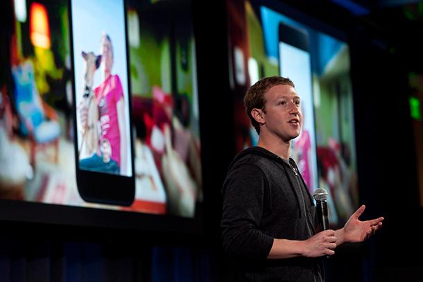 Facebook Home-Zuckerberg