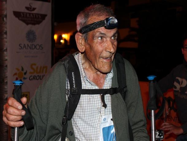 Francisco se ha convertido en una persona reconocida y respetada en el mundo del trail running. / DA