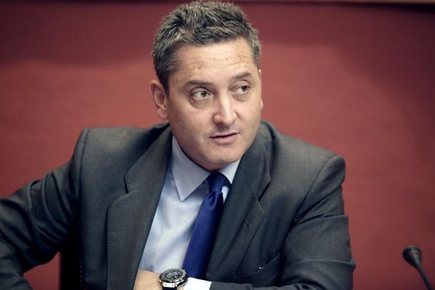 El director general de Radiotelevisión Canaria (RTVC), Guillermo García. | EFE