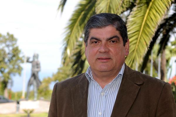 El veterano mandatario socialista cumple el próximo mes 30 años al frente del Consistorio. | MOISÉS PÉREZ
