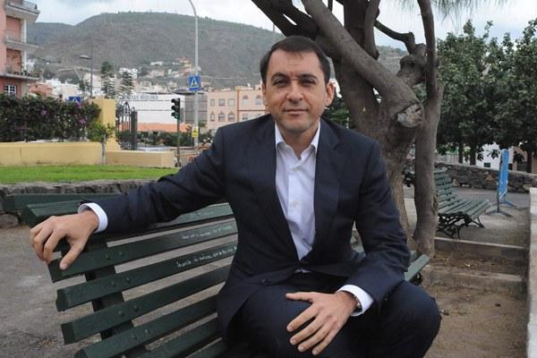 El alcalde de Santa Cruz de Tenerife, José Manuel Bermúdez. | DA