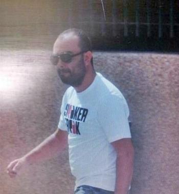 Imagen reciente del detenido John Mauricio Z.F.. | GUARDIA CIVIL