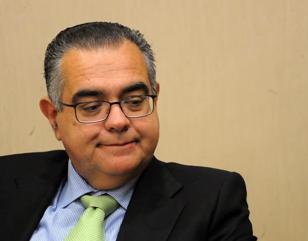 Francisco volvió a pedir diálogo entre los Gobiernos canario y Central en las prospecciones petrolíferas en aguas canarias. | J.G.