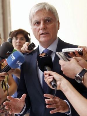 José Miguel Pérez, consejero regional de Educación. / DA