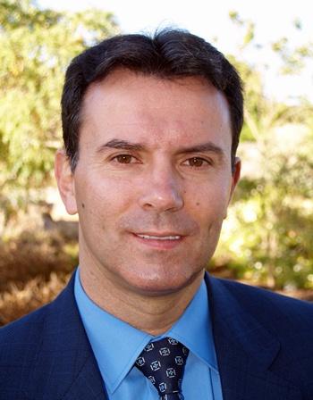 El teniente de alcalde, Marco Antonio Abreu. | M.P.P.