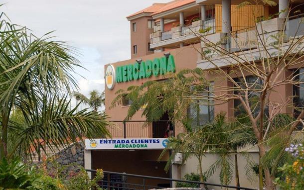 Un establecimiento de la cadena de supermercados Mercadona en Canarias. | DA