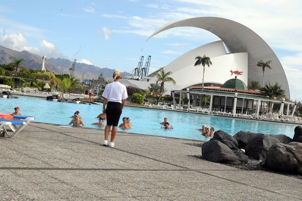 El Ayuntamiento quiere reactivar el Parque Marítimo. | J.G.