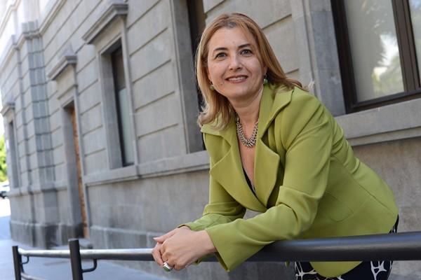 María del Pino León Hernández. | S.M.
