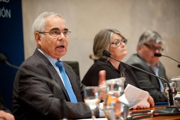 Álvaro Arvelo, presidente de la Fundación CajaCanarias. | DA
