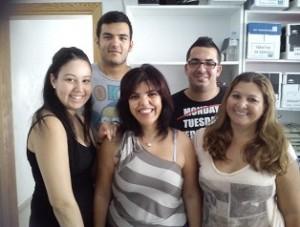 Alumnos encargados del proyecto. | DA