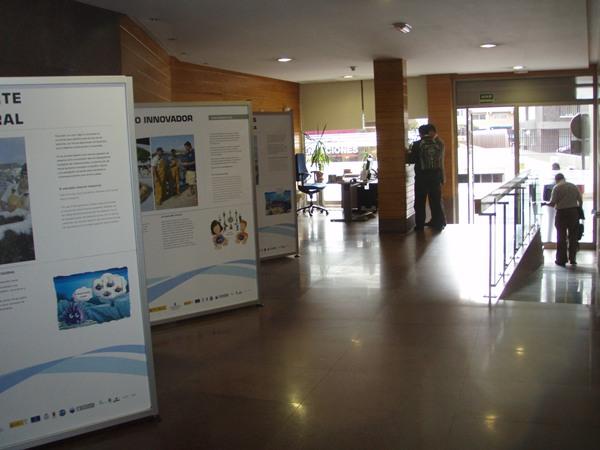 Oficinas de la empresa pública Gesplan en Las Palmas de Gran Canaria. | DA