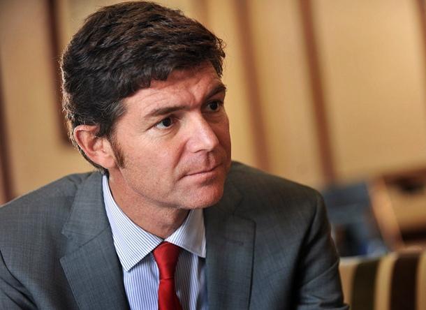 Guillermo Díaz Guerra es el subdelegado del Gobierno en la provincia