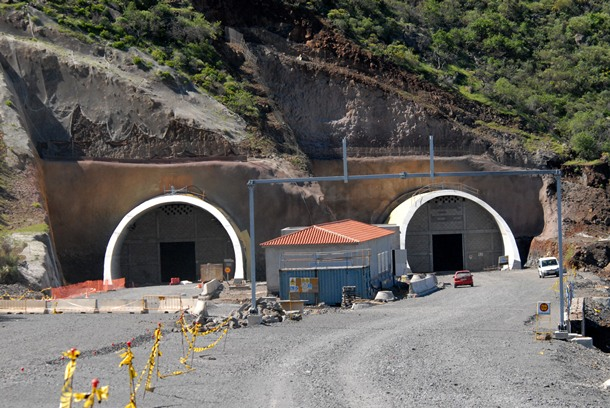 La terminación de la infraestructura depende de la financiación por parte del Gobierno central. / MOISÉS PÉREZ