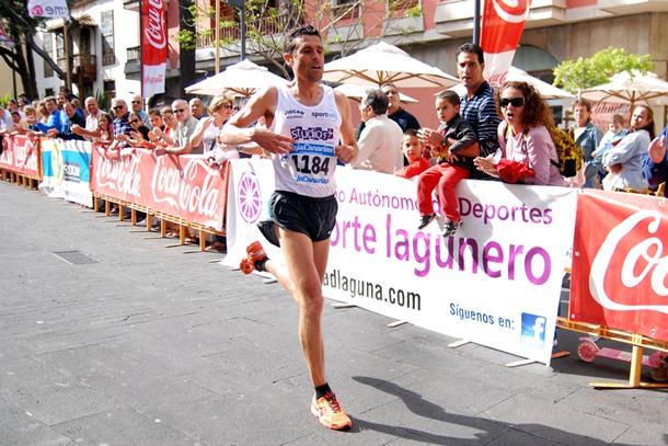 27ª Vuelta Atlética a Tenerife por equipos de relevos