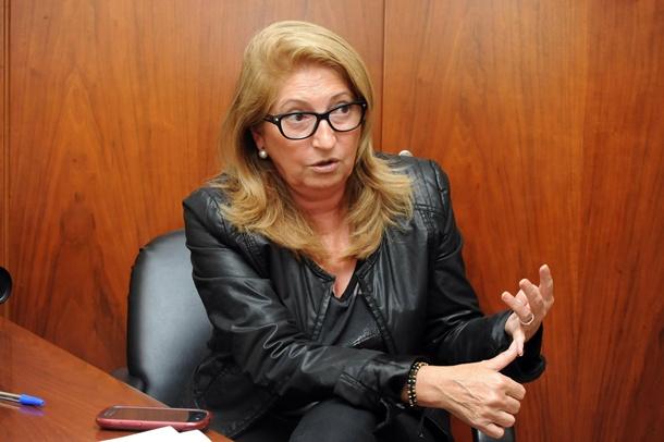 Ana Lupe Mora. | JG