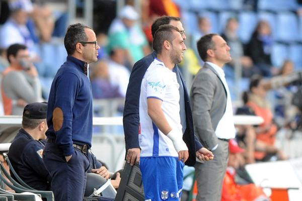 Luismi Loro, uno de los jugadores que puede descansar estas dos jornadas finales. | JAVIER GANIVET