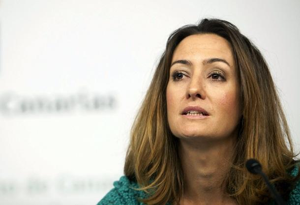La gerente de la Fundación DISA, Raquel Montes. | EFE