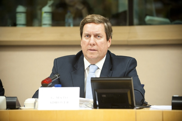 Gabriel Mato comision pesca parlamento europeo