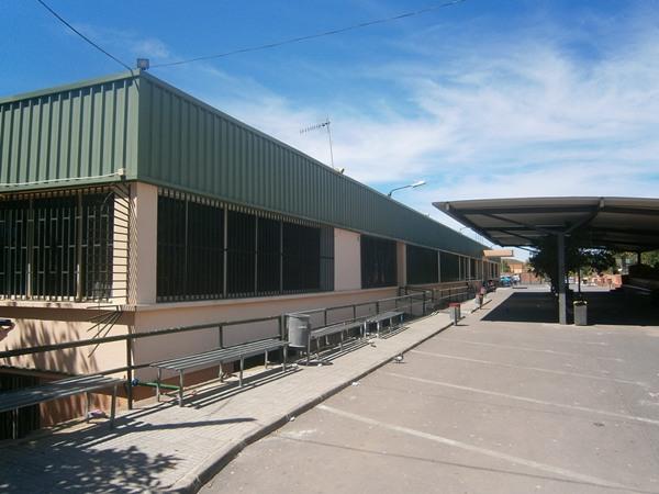 El centro tiene 1.500 alumnos y cien profesores entre Bachillerato, ESO y Ciclos Formativos. | N. DORTA