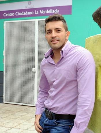 Jonathan Domínguez.   S.M.