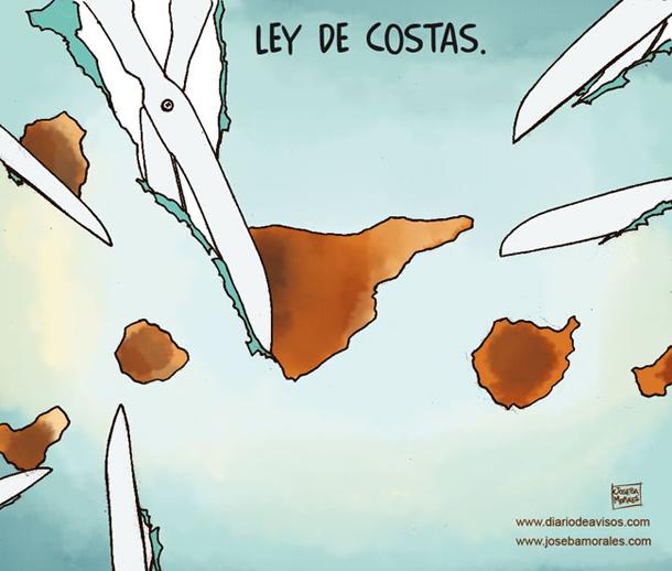 LEY DE COSTAS - JOSEBA MORALES