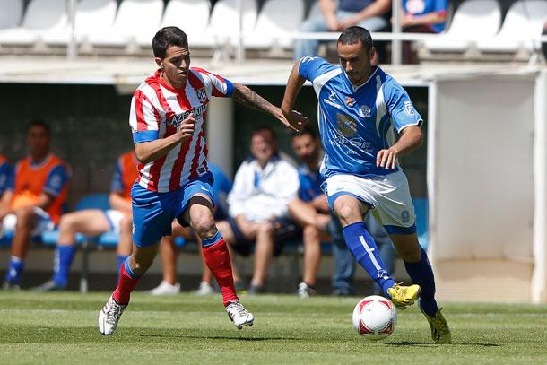 Madrid B vs CD Marino